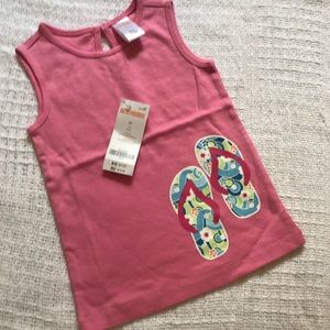 New Gymboree Tank Top